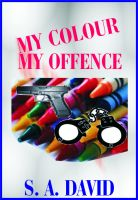 Cover for 'My Colour, My Offence.'