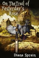 Cover for 'On the Trail of Yesterday's Rose'