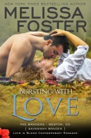 Melissa Foster - Bursting with Love (The Bradens, Book Five)