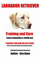 Cover for 'Labrador Retriever Training and Care'