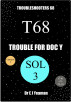 Trouble for Doc Y (Troubleshooters 68) by Dr E J Yeaman