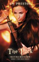 Cover for 'The Pack - Retribution (Book 2 The Pack Series)'