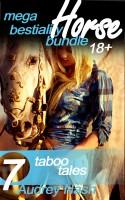 Audrey Nash - Mega Horse Bestiality Bundle (Animal Erotica)