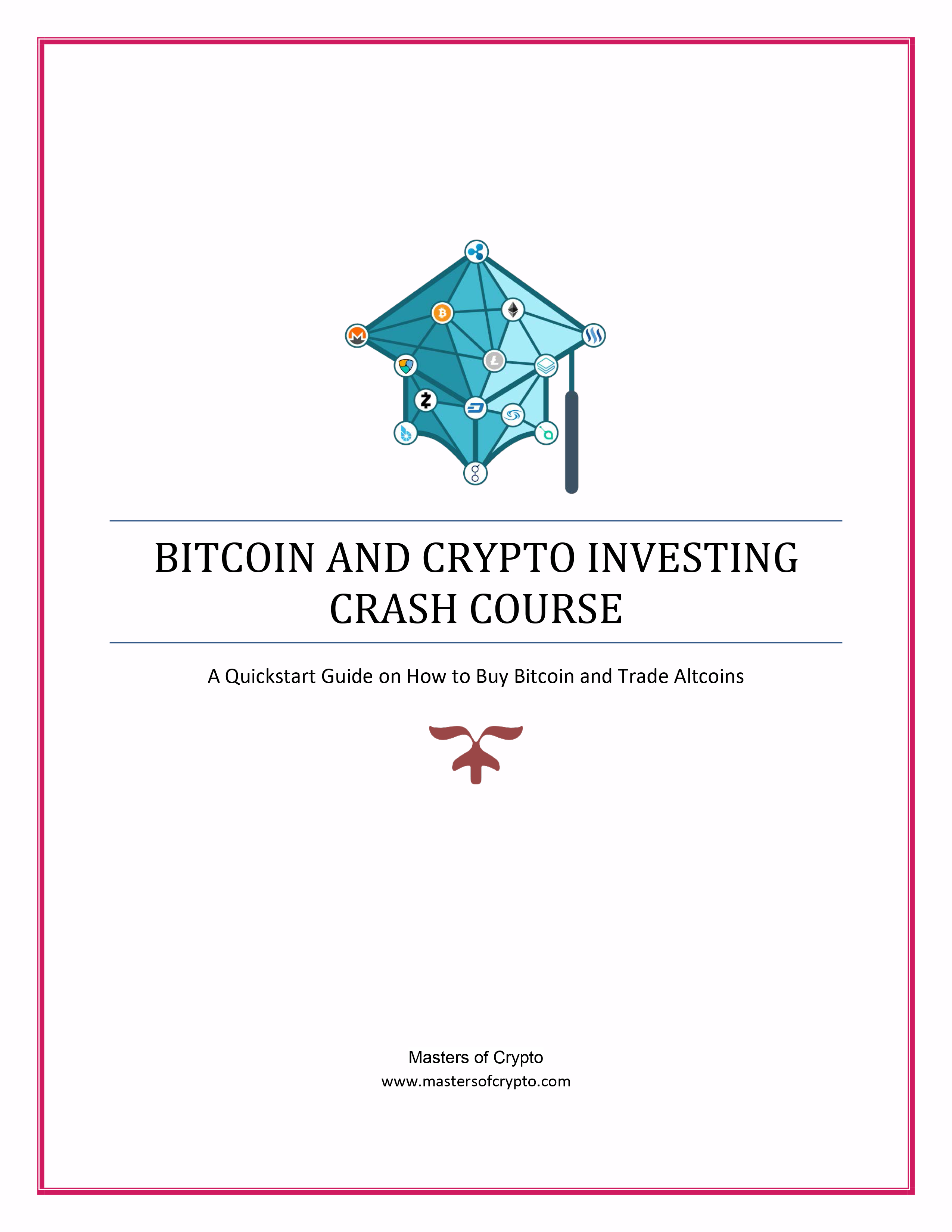 Smashwords bitcoin and crypto investing crash course a quickstart bitcoin and crypto investing crash course a quickstart guide on how to buy bitcoin and trade altcoins ccuart Choice Image