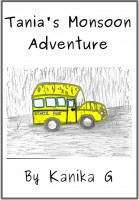 Tania's Monsoon Adventure cover