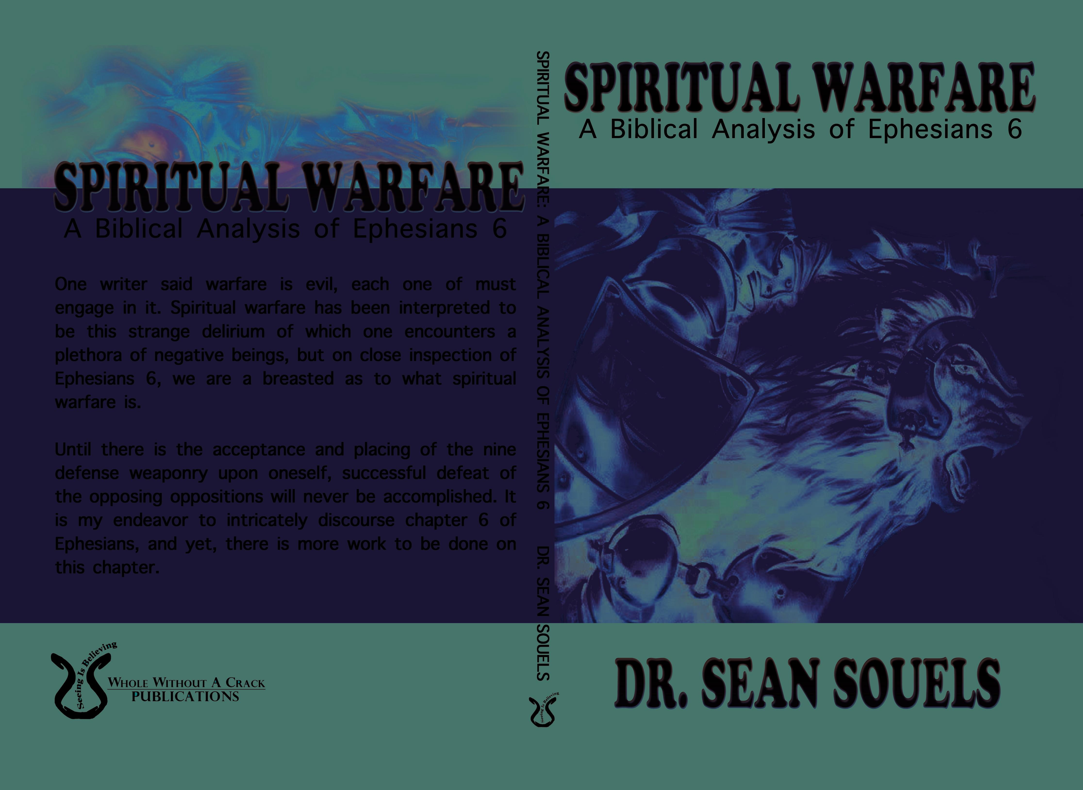 Smashwords – Spiritual Warfare – a book by Dr  Sean Souels, Sr