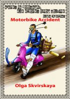 Cover for 'Motorbike Accident'