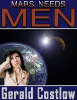 Cover for 'Mars Needs Men'