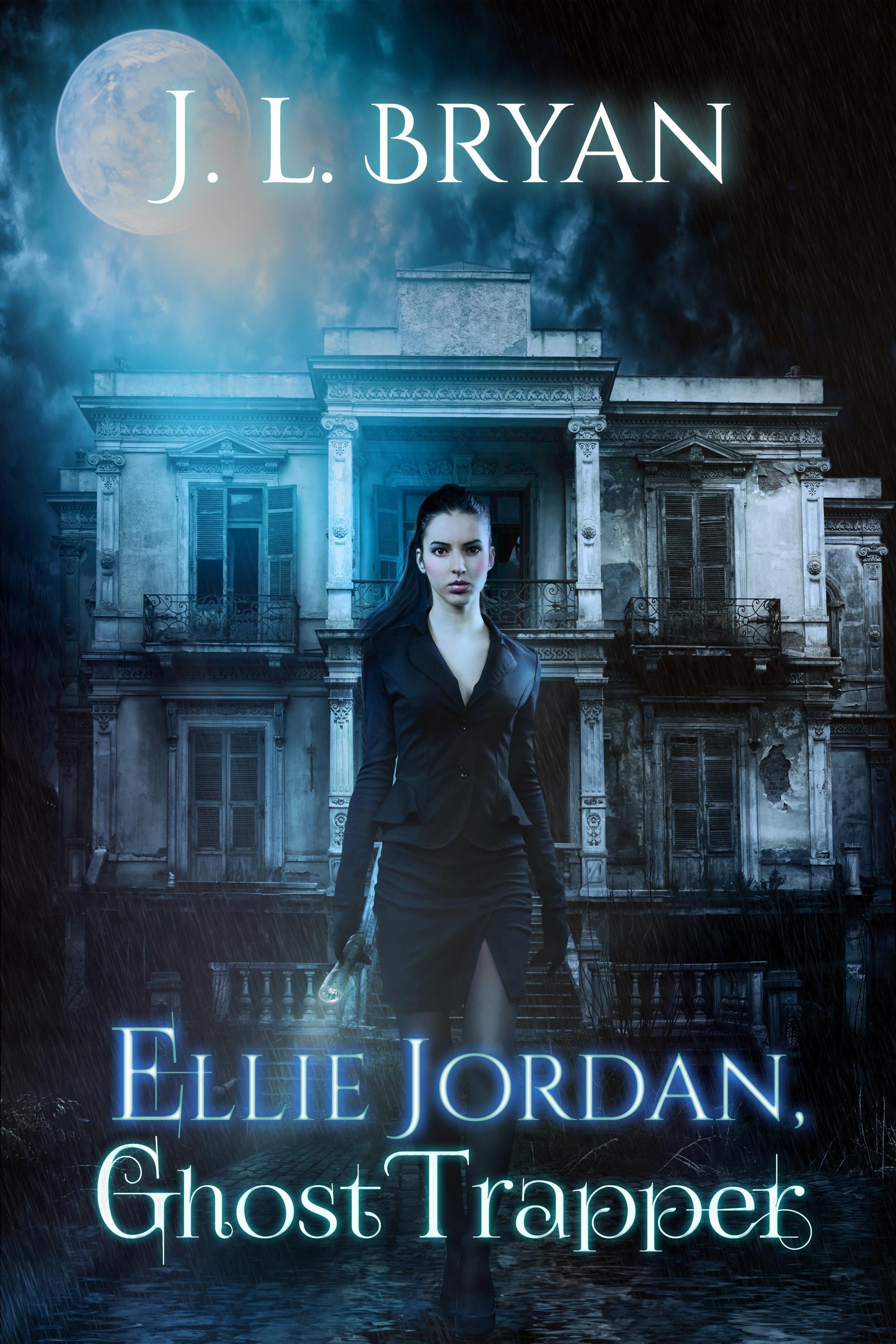 Ellie Jordan, Ghost Trapper  (sst-cdxxiii)