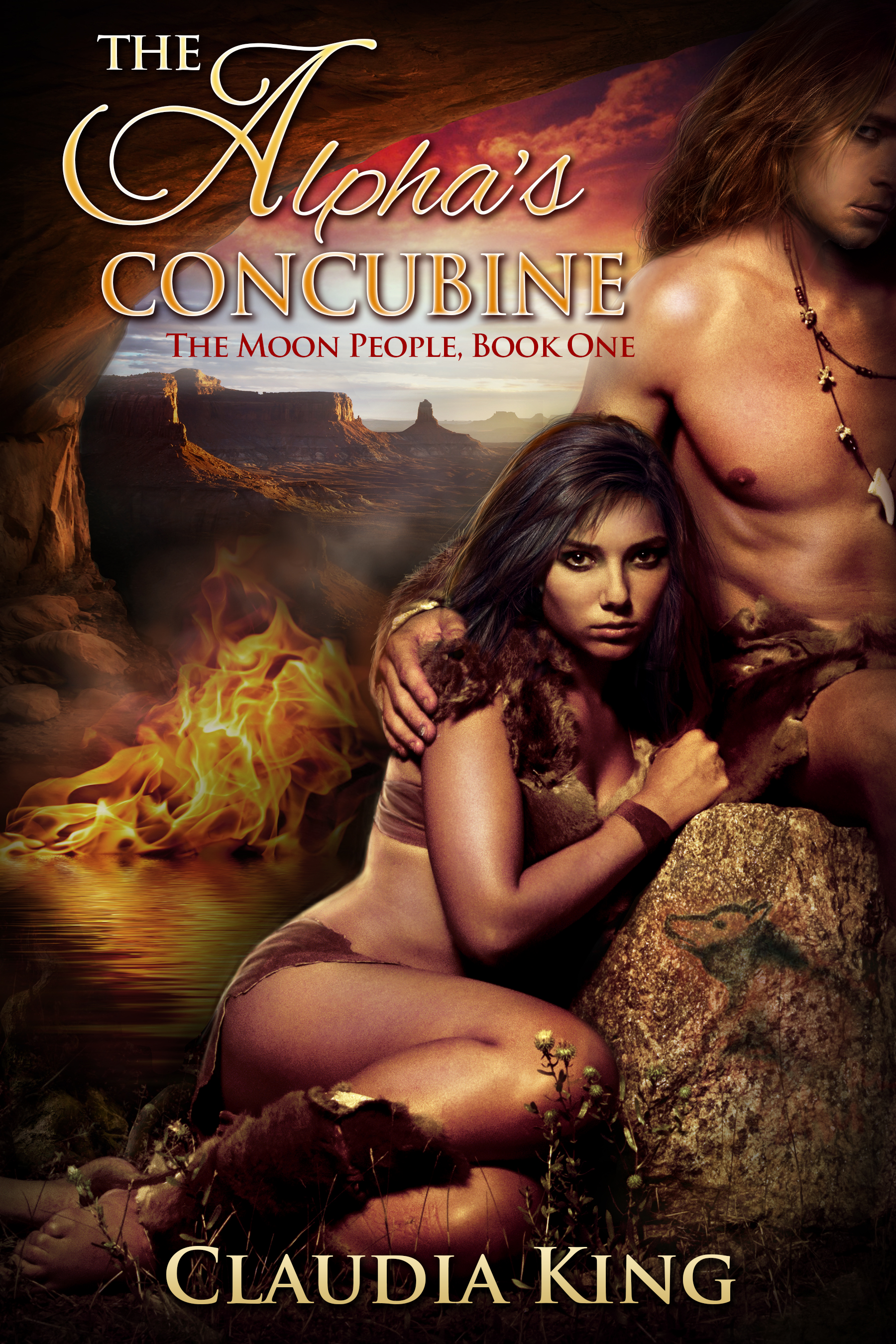 The Alpha's Concubine  (sst-cdxix)