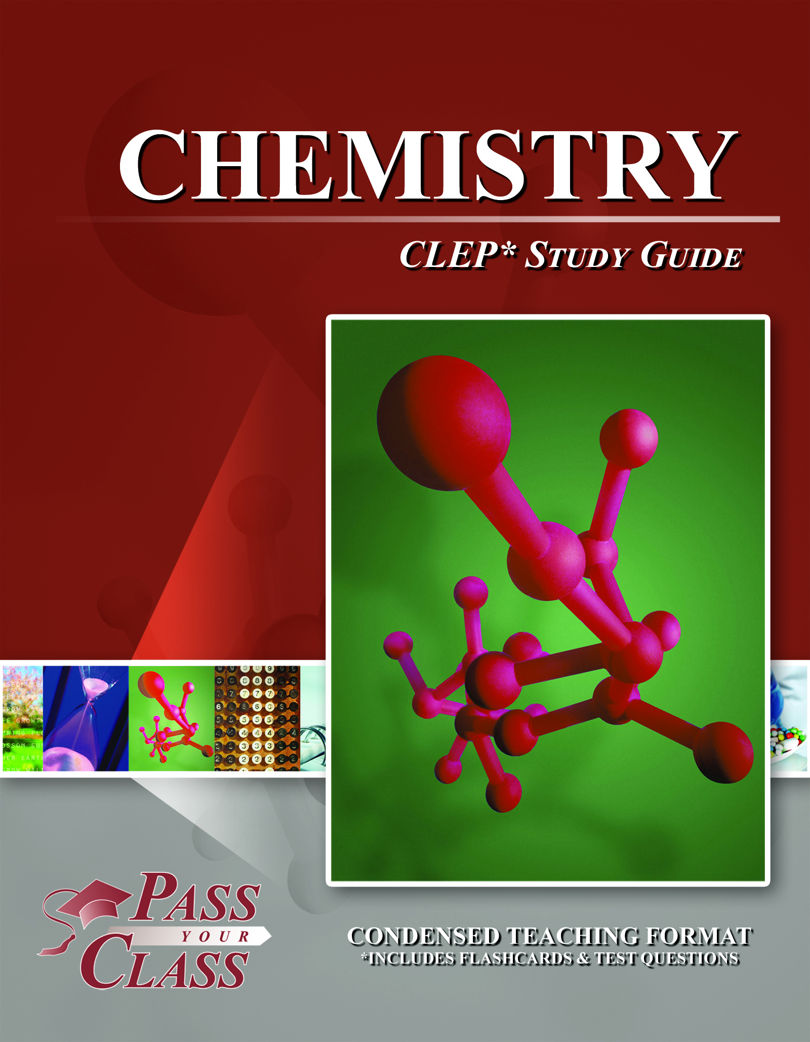CLEP Chemistry Test Study Guide