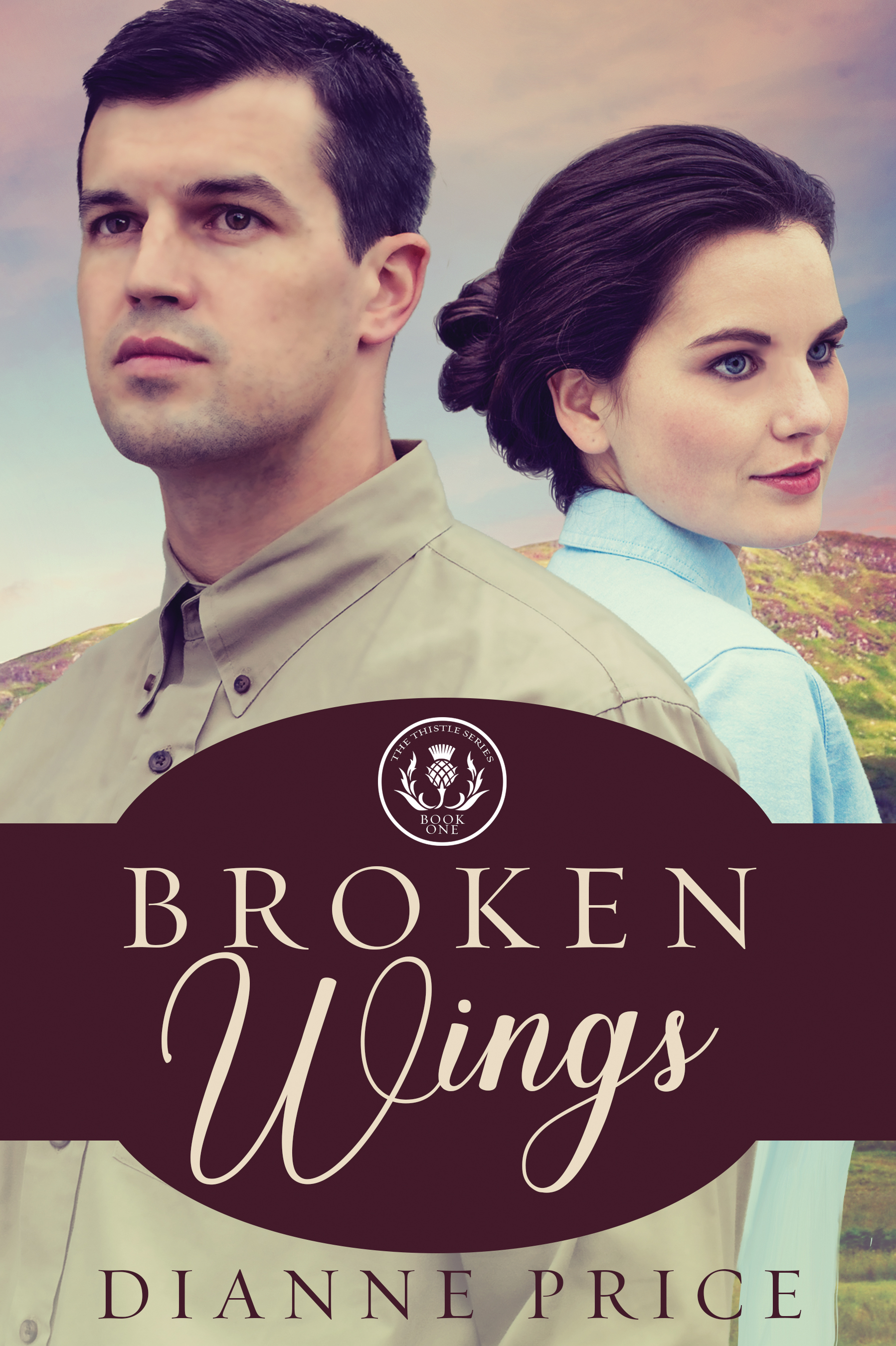 Broken Wings (The Thistle #1)