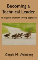 Cover for 'Becoming a Technical Leader'