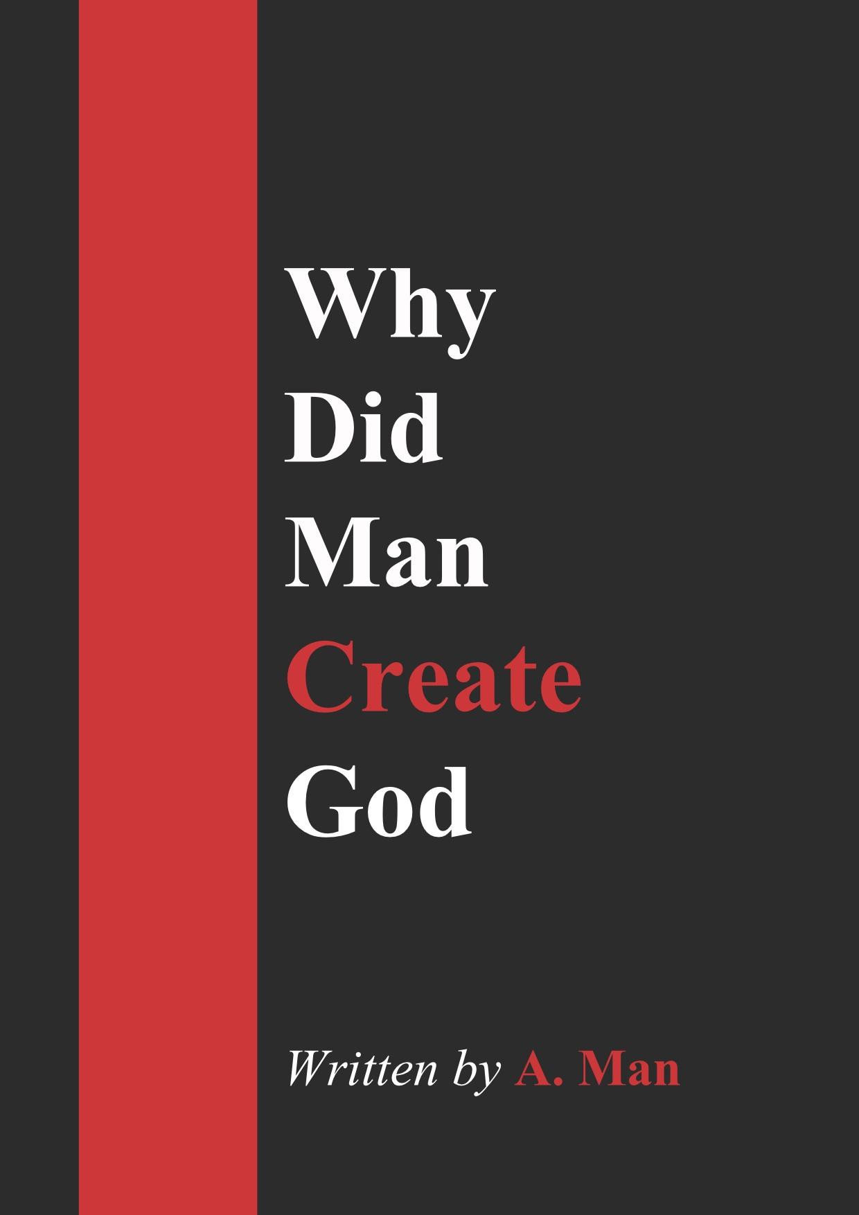 why did god create man - HD1240×1754