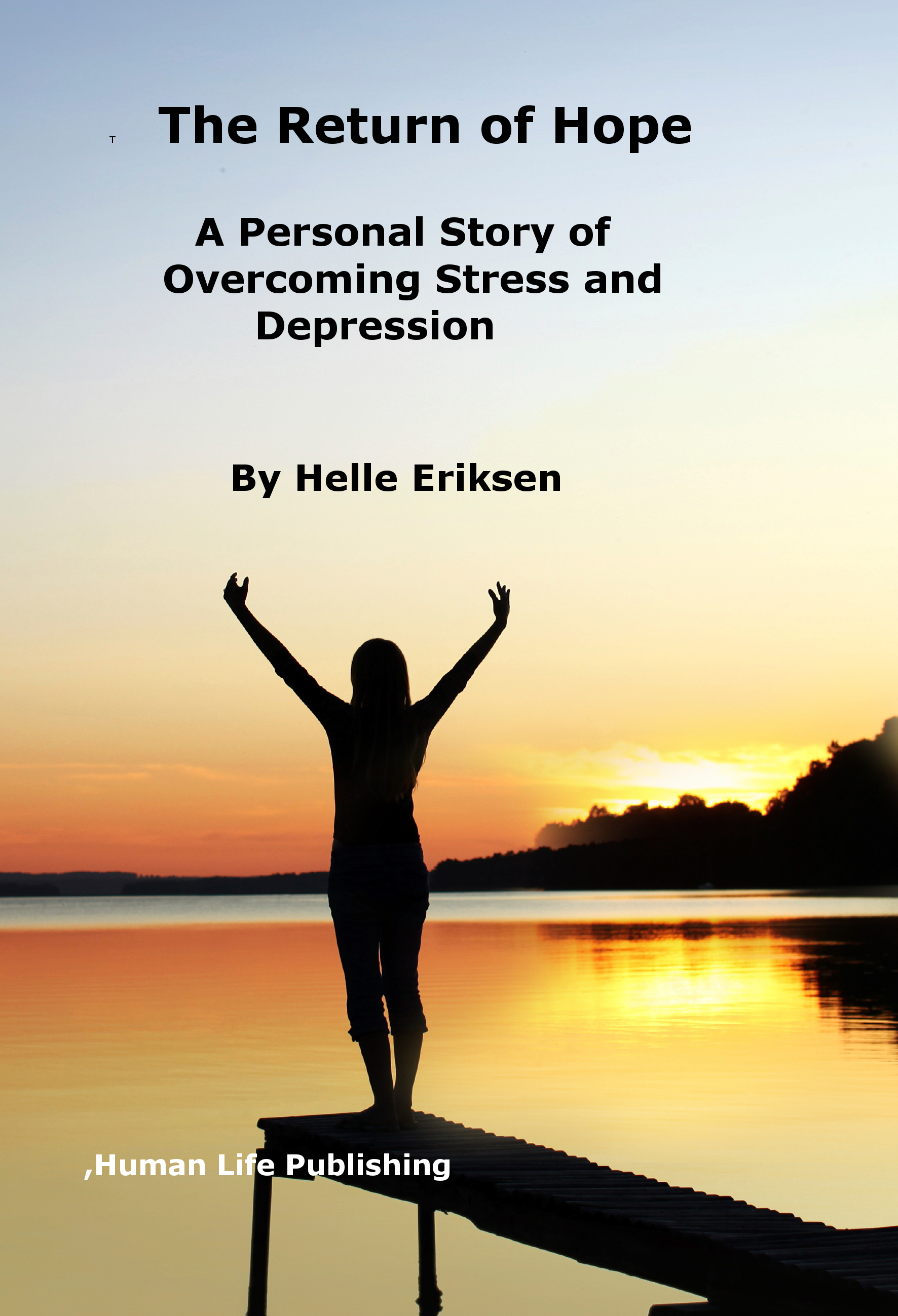 a personal story on the topic of the major depressive disorder