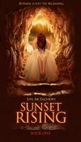 Cover for 'Sunset Rising'