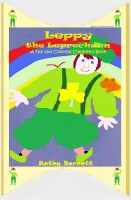 Kathy Barnett - Leppy the Leprechaun  A Fun and Colorful Children's Book