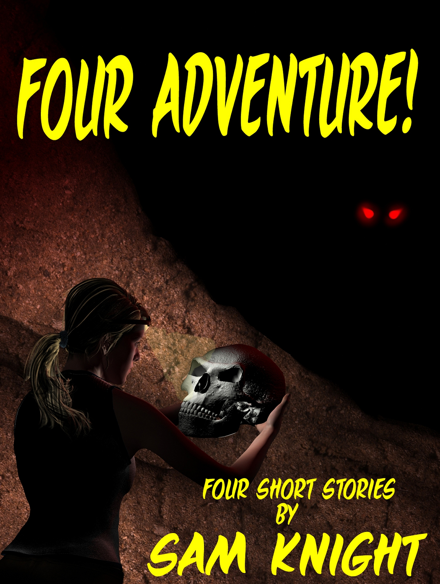 Four Adventure!, an Ebook by Sam Knight