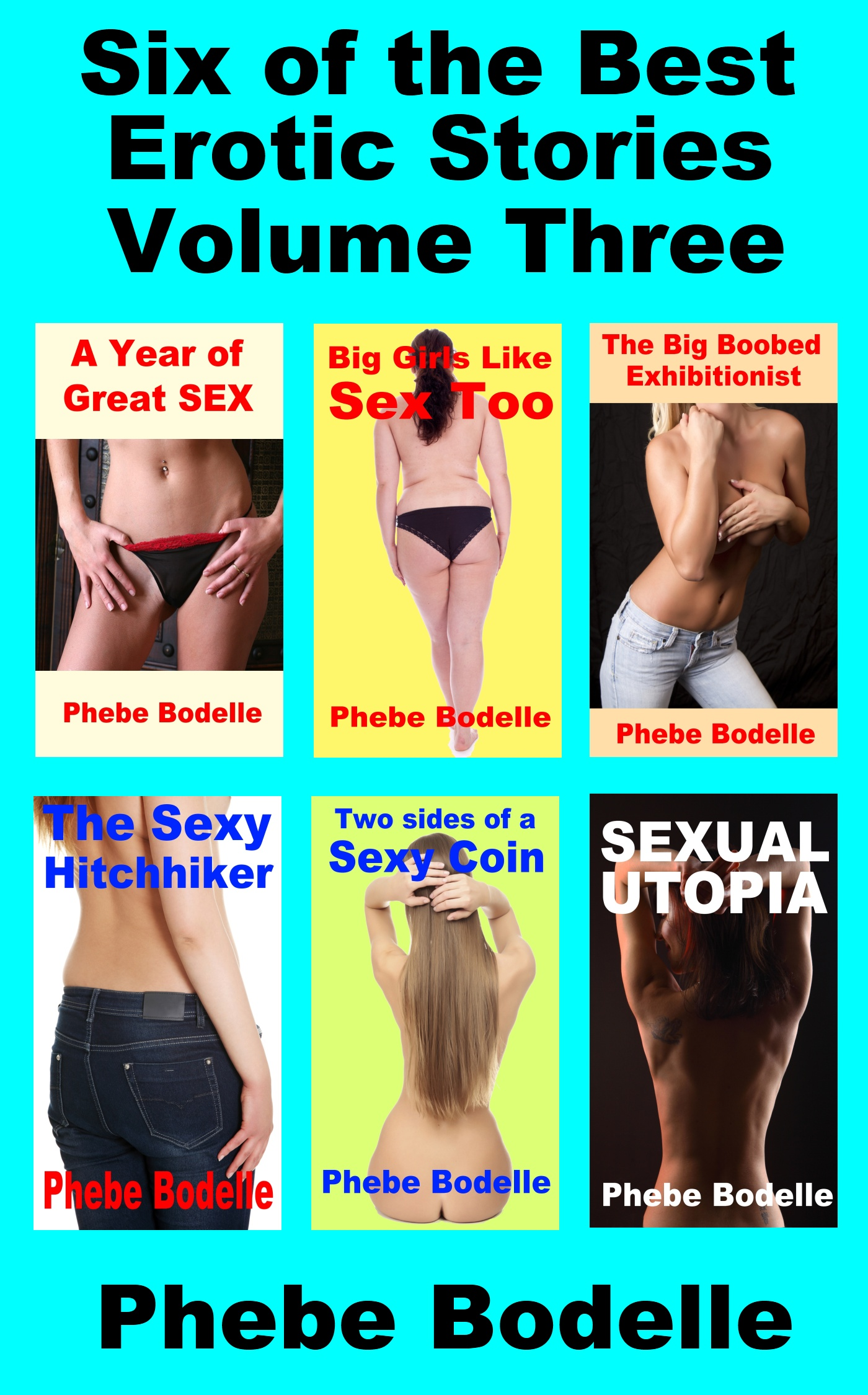 Six Of The Best Erotic Stories
