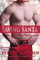 Velvet Vaughn - Saving Santa