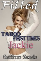 Saffron Sands - Filled: Taboo First Times: Jackie