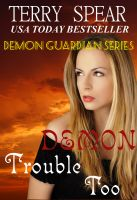 Cover for 'Demon Trouble Too'