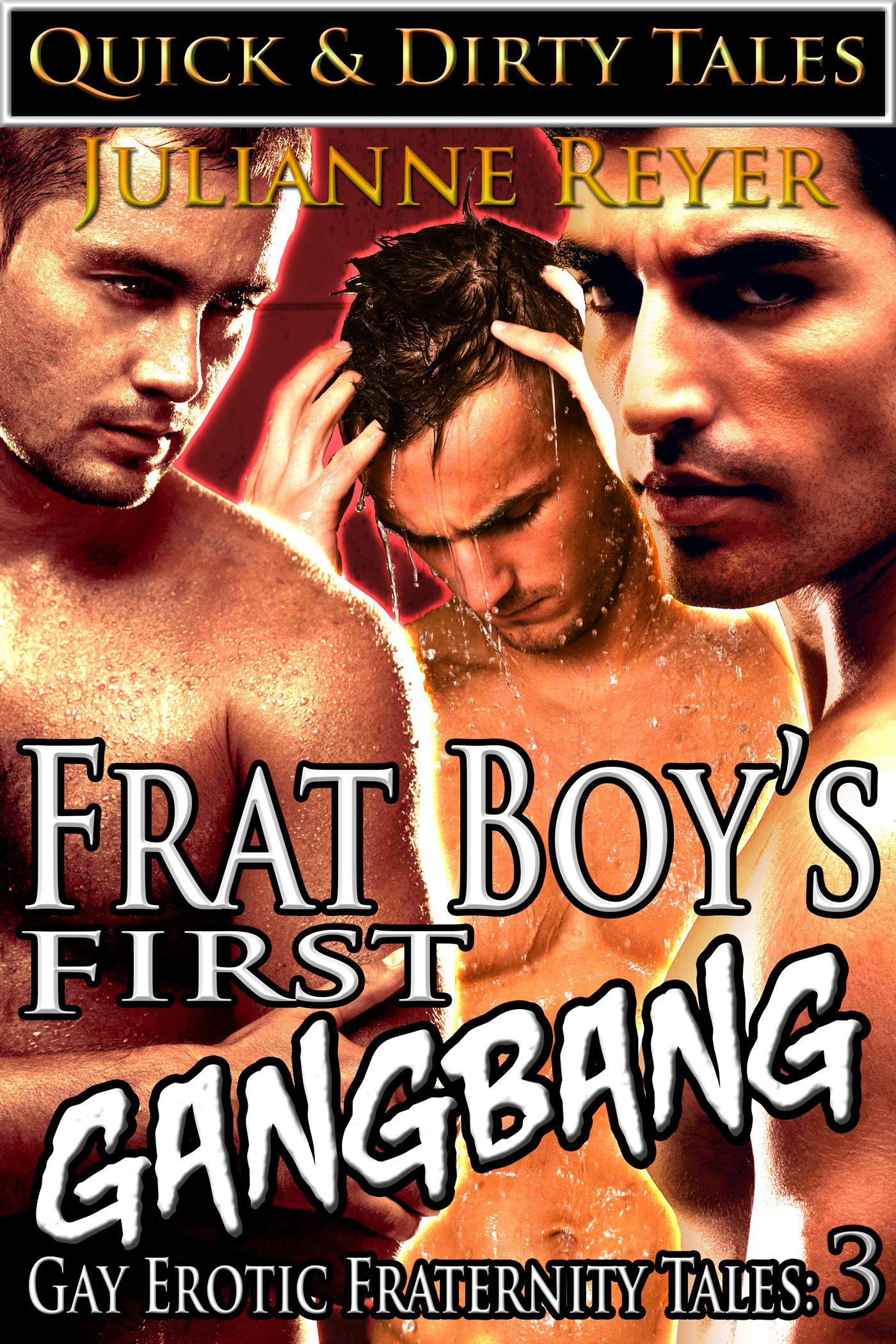 Frat Boys First Gangbang Gay Erotica