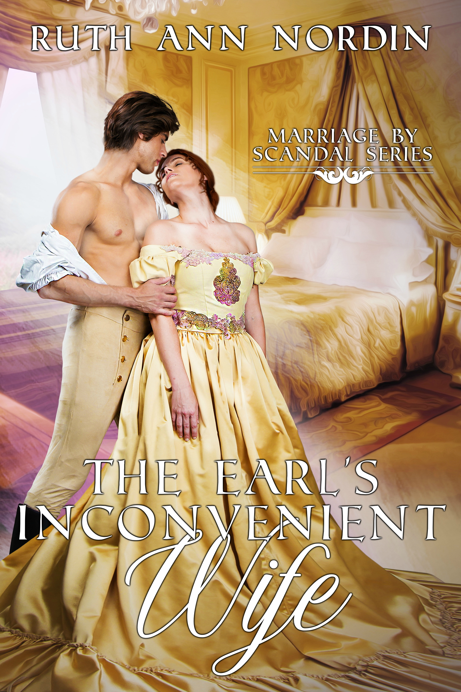 The Earl's Inconvenient Wife (sst-ccxxiv)