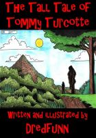 The Tall Tale of Tommy Turcotte cover