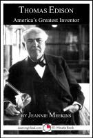 Jeannie Meekins - Thomas Edison: America's Greatest Inventor