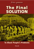 Mawuli - The Final Solution to Black People's Problems