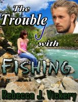 Cover for 'The Trouble with Fishing'