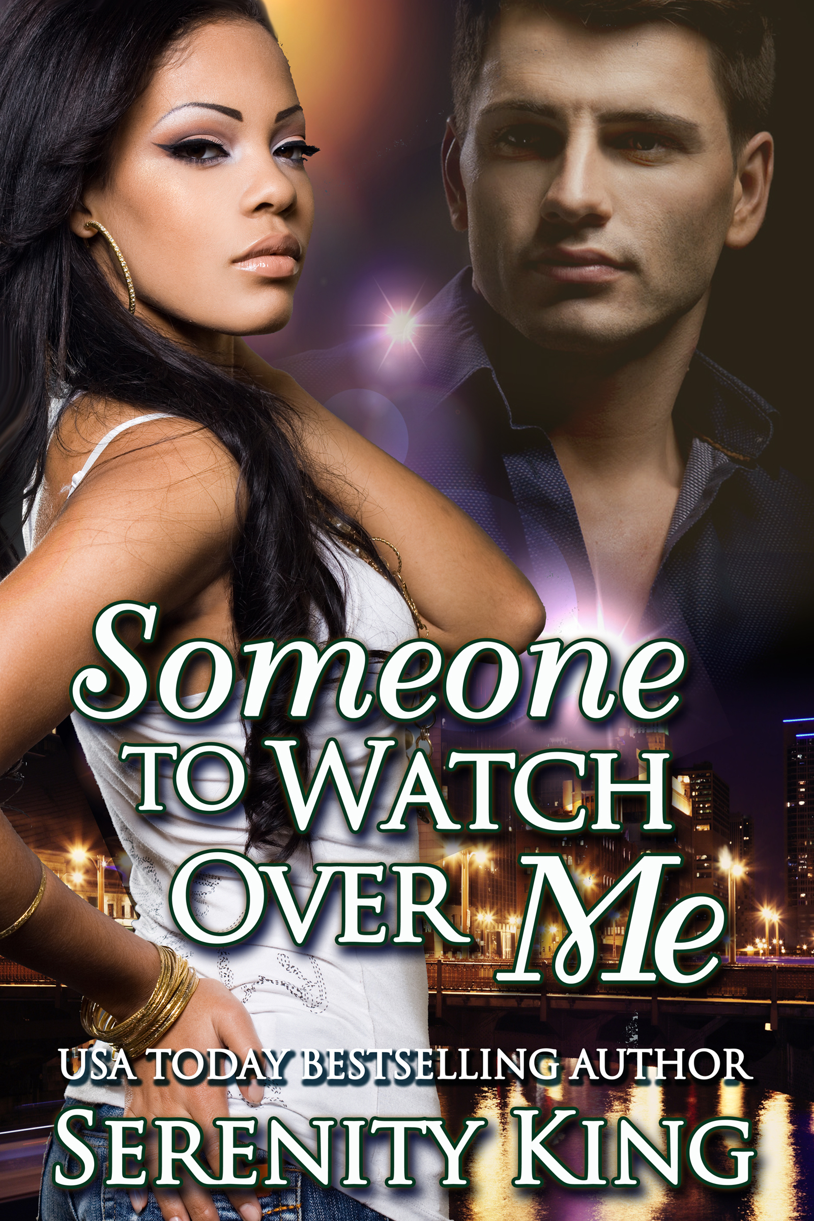 Someone To Watch Over Me Ebook