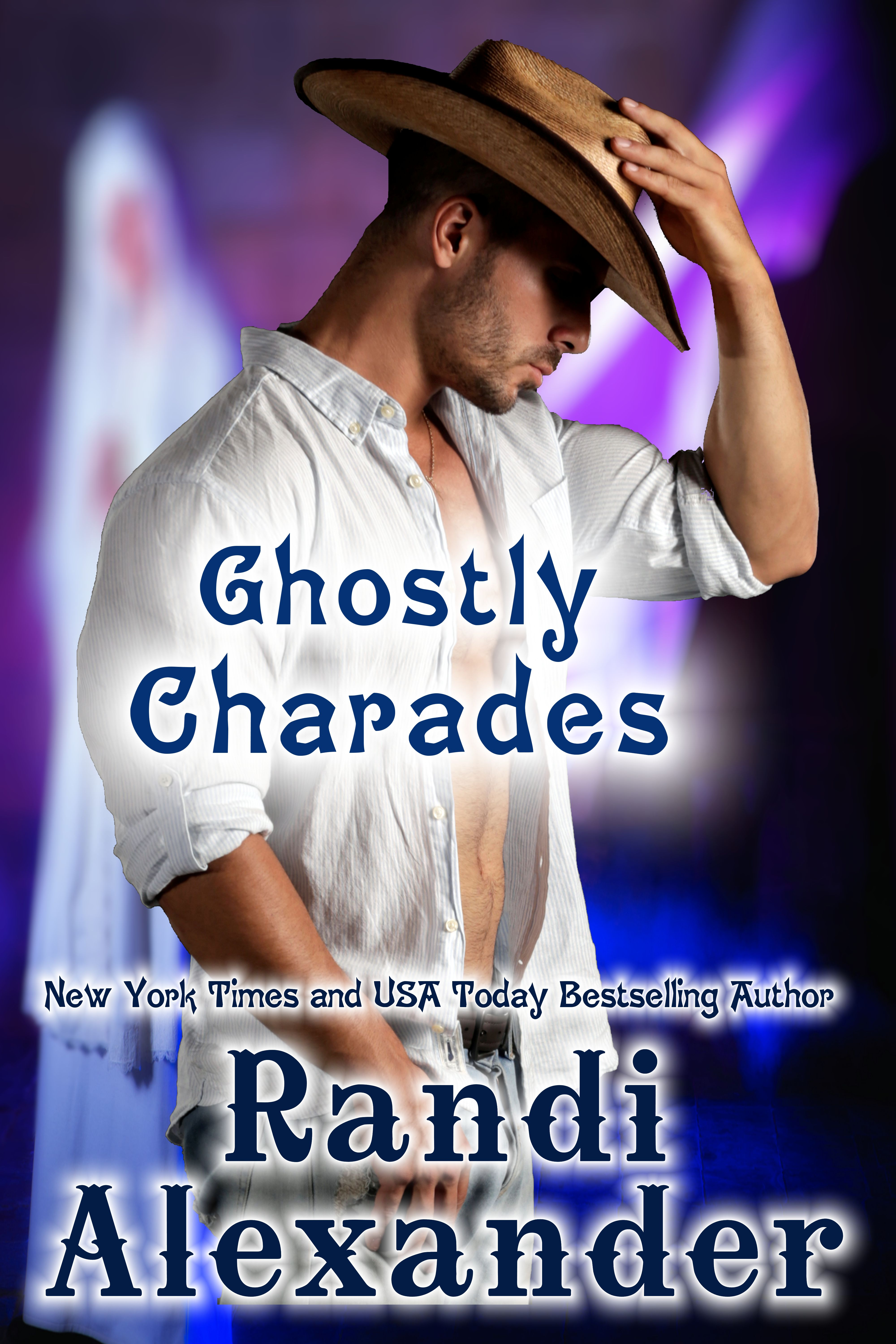 Ghostly Charades, an Ebook by Randi Alexander