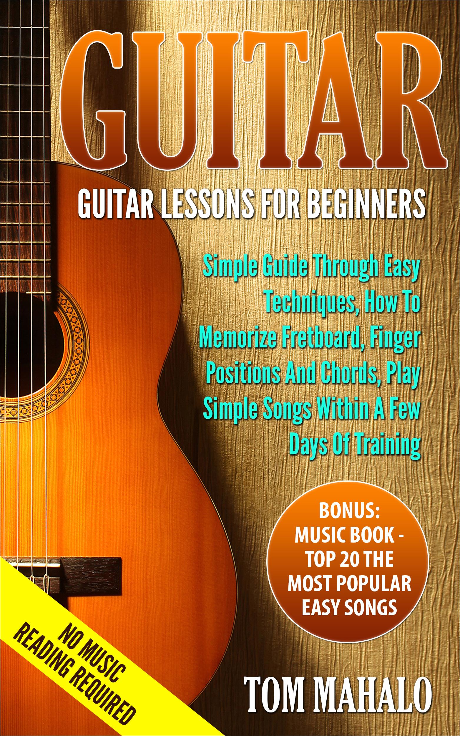 Smashwords Guitarguitar Lessons For Beginners Simple Guide