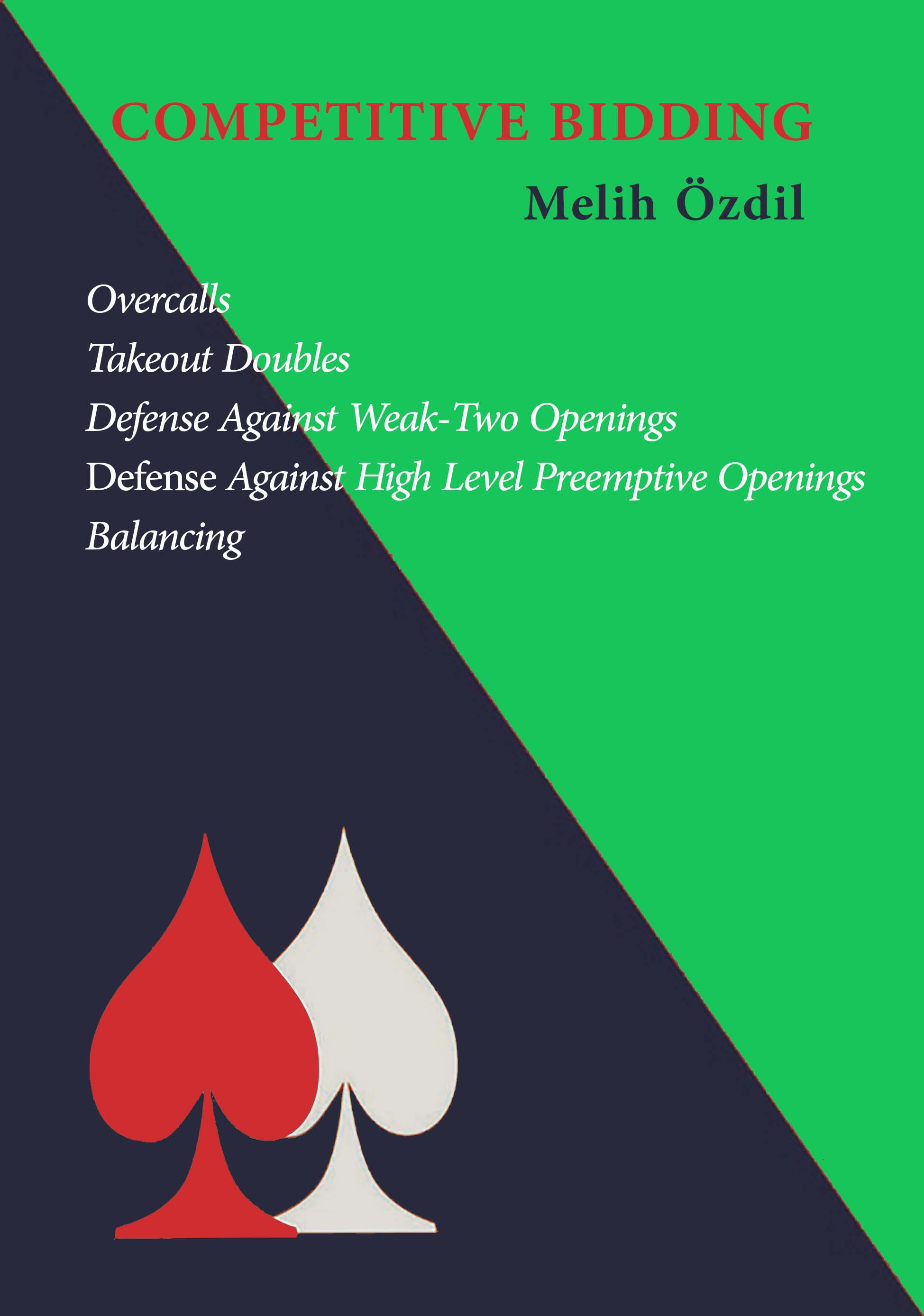 Competitive Bidding, an Ebook by Melih Ozdil
