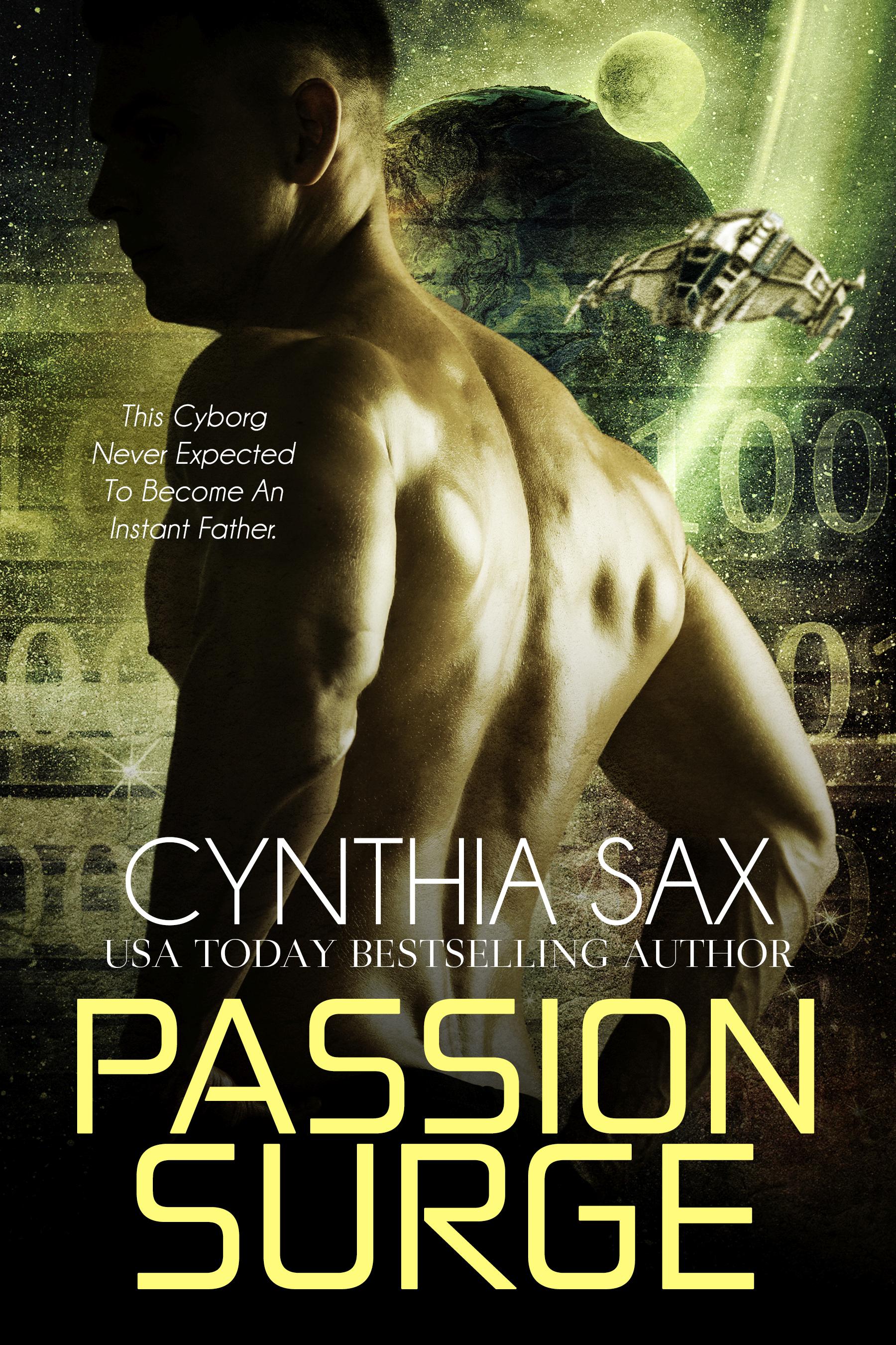 Passion Surge (sst-cccv)