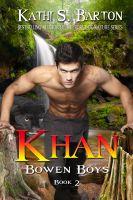 Kathi S Barton - Khan (Bowen Boys #2)