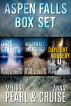 Aspen Falls Box Set #2: Dire Straits, Desperate Measures & Daylight Robbery by Melissa Pearl