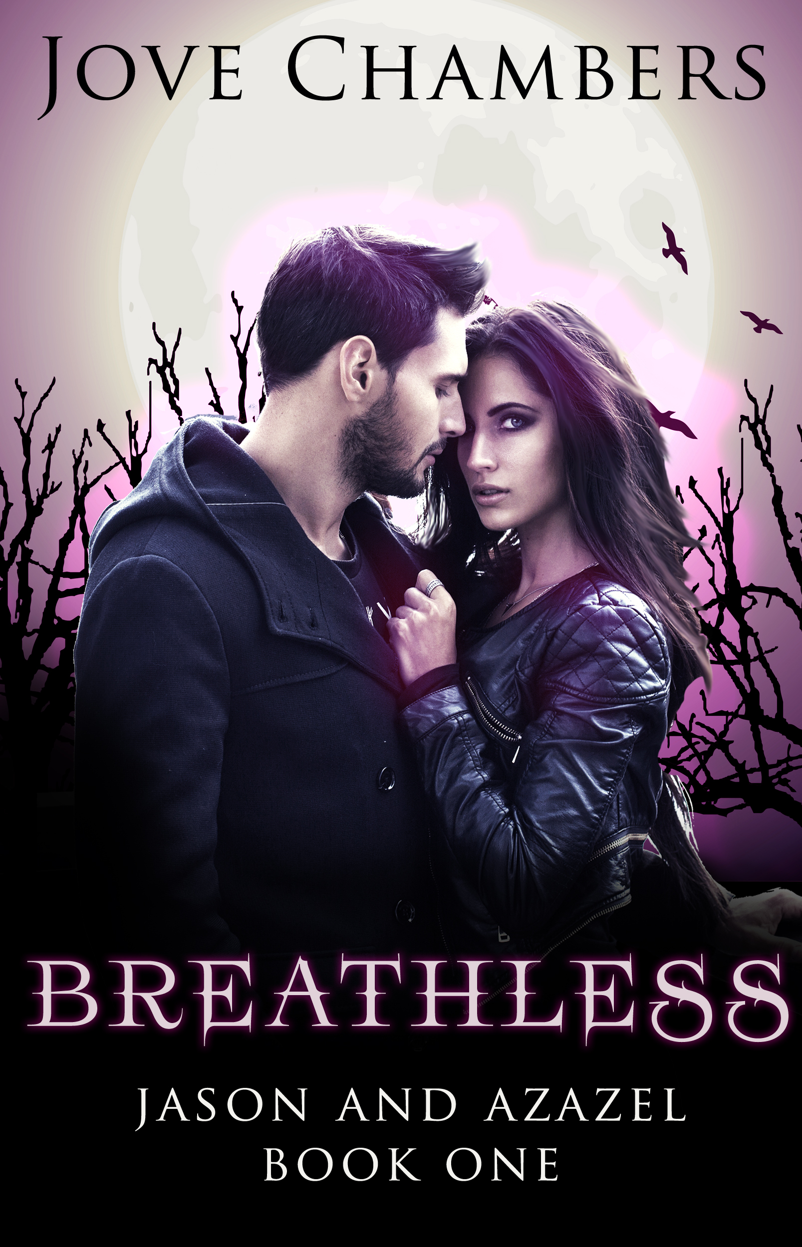 Smashwords – Breathless – a book by Jove Chambers