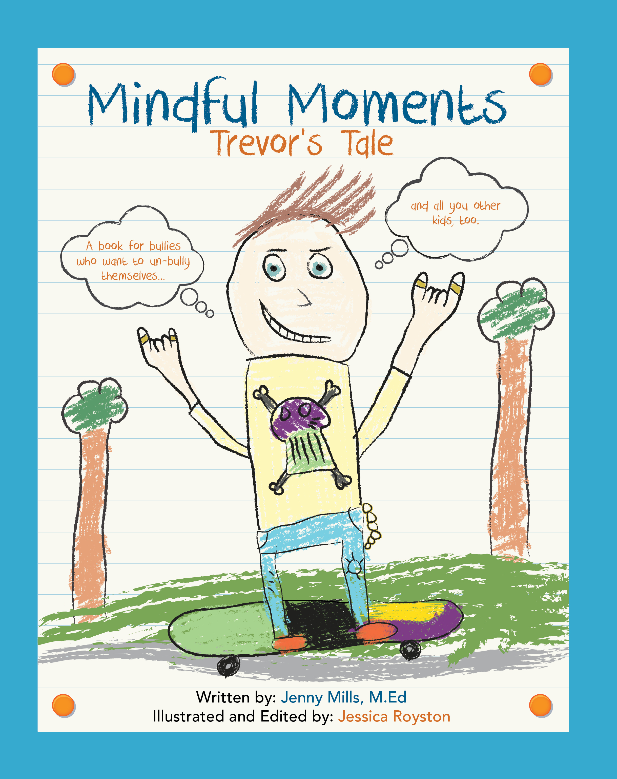 Mindful Moments: Trevor's Tale, an Ebook by Jenny Mills