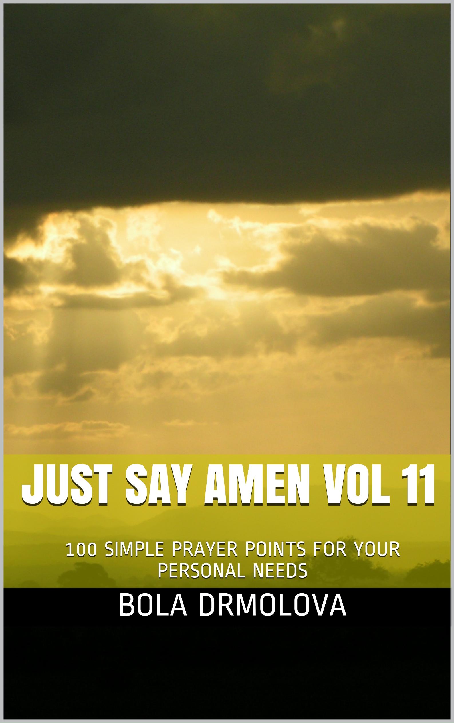 Simple prayers to say