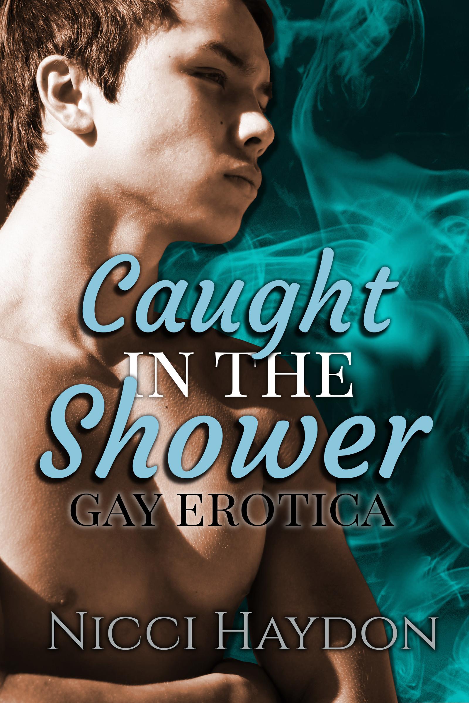 Erotic Shower Gay Sex