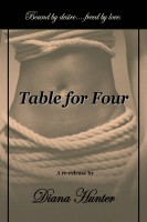 Diana Hunter - Table for Four