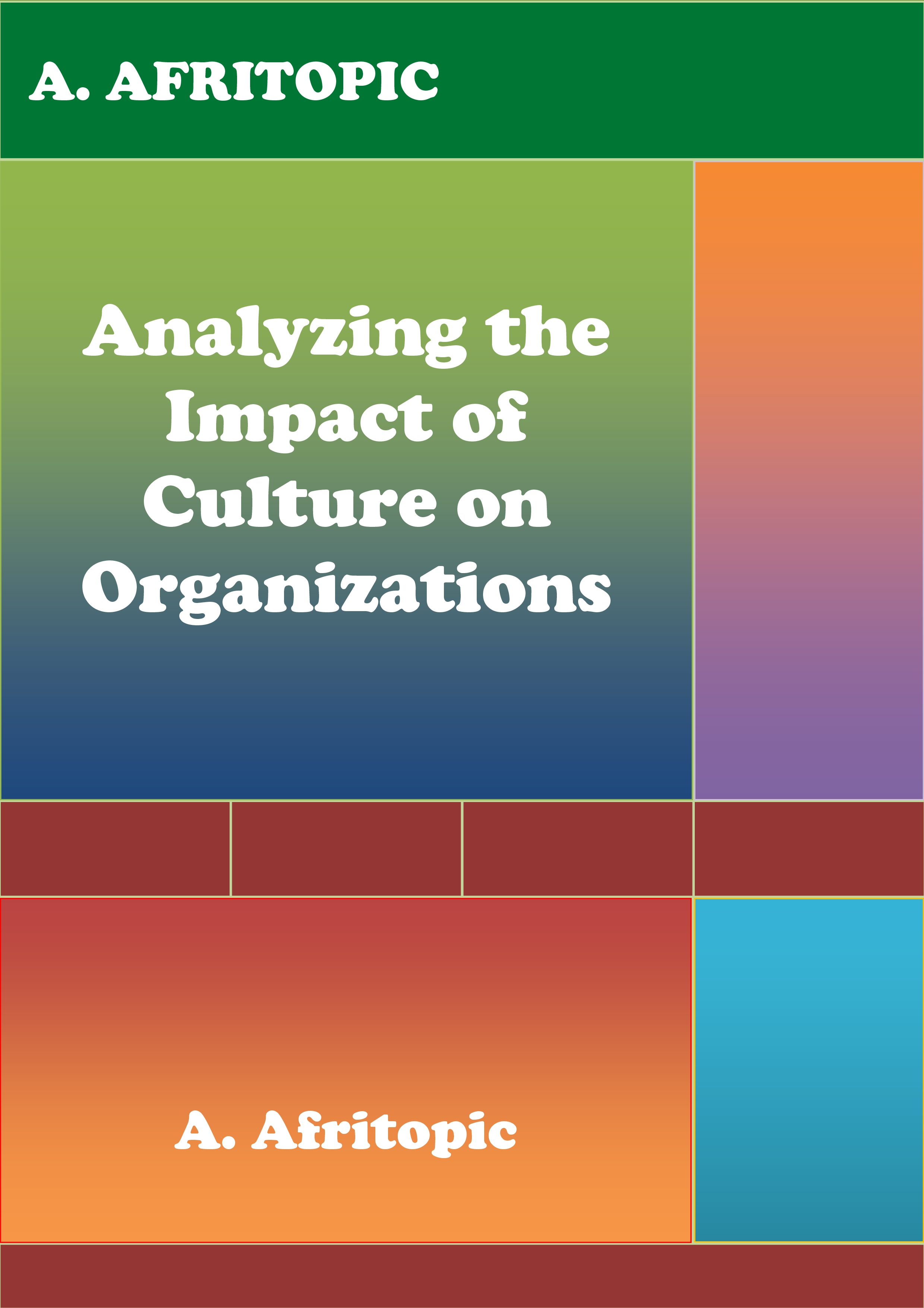 the impact of personality and culture In cross-cultural psychology an accepted framework for studying behaviors is examining the effects of contextual variables (or ecology) on culture, and culture's effects on individuals and their personalities, and behaviors (segall, dasen, berry, & poortinga, 1999.