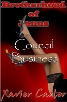 Brotherhood of Janus: Council Business