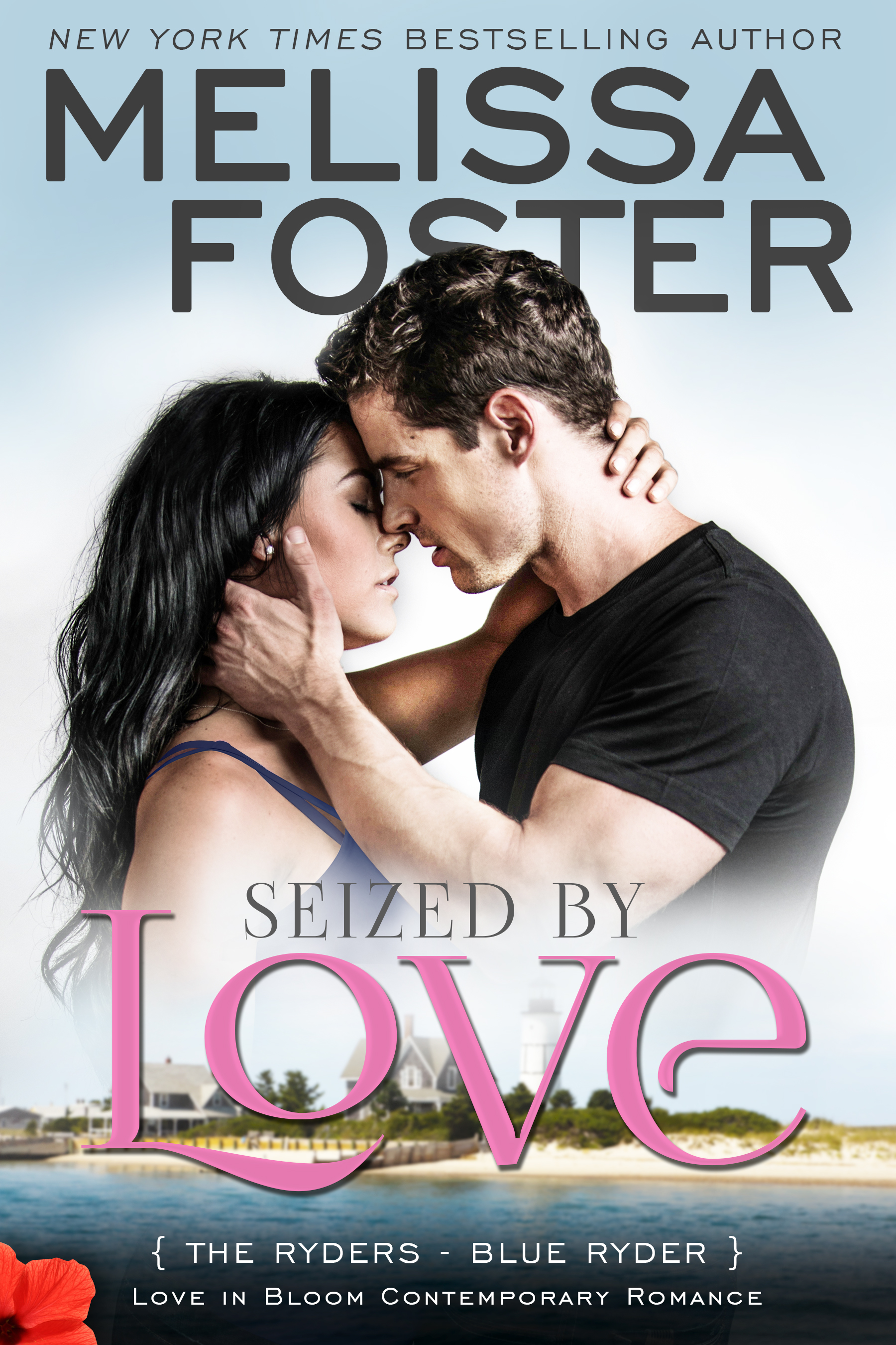 Rescued by Love: Jake Ryder (Love in Bloom: The Ryders Book 4)