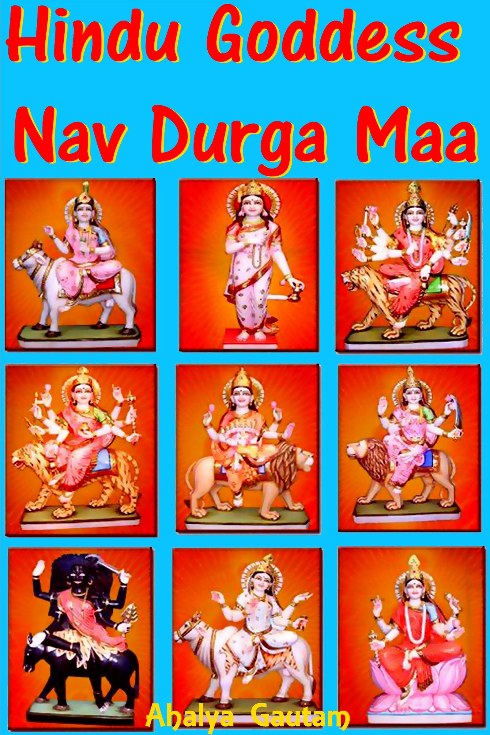 smashwords hindu goddess nav durga maa a book by