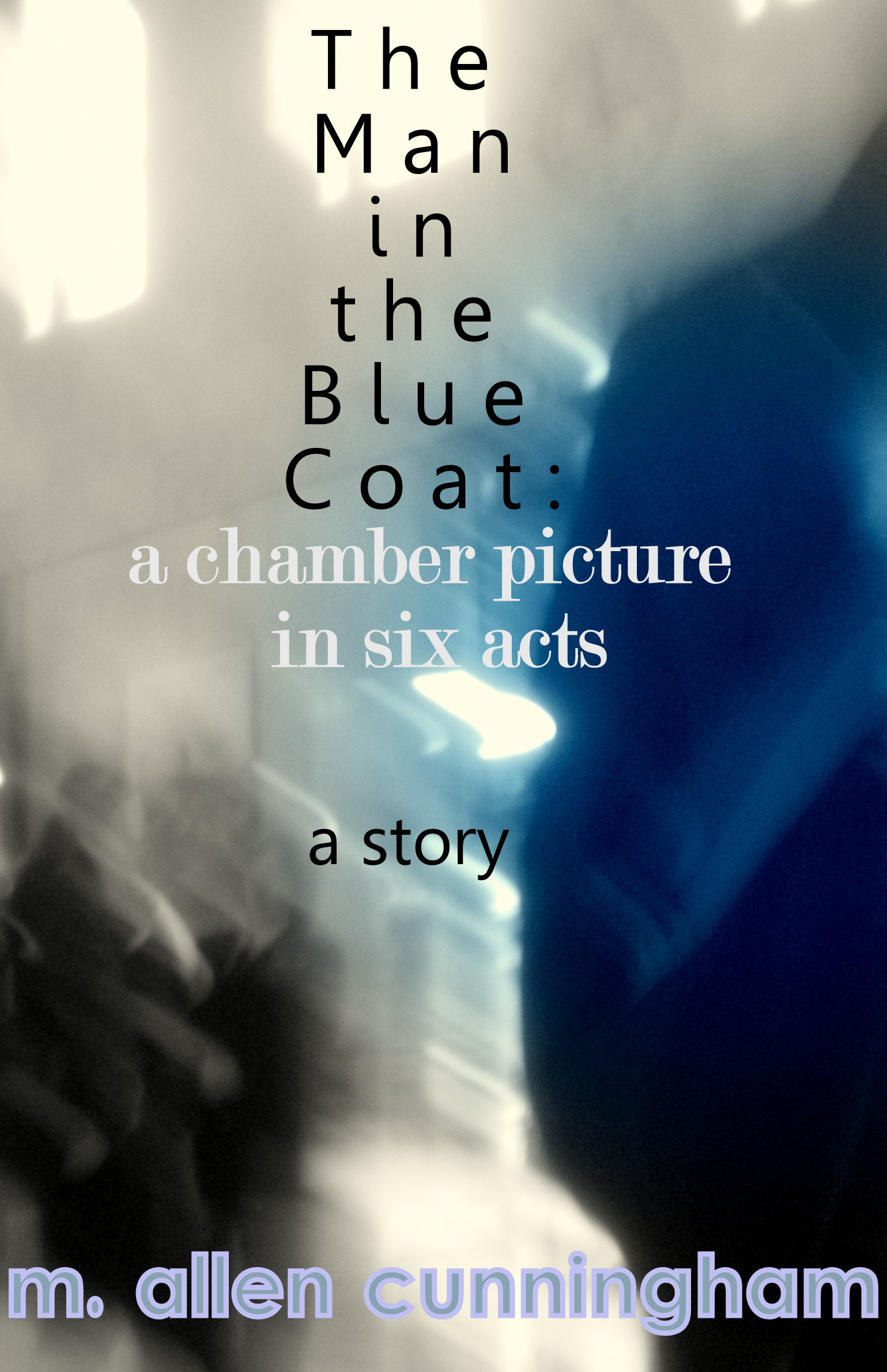 the man in the blue essay