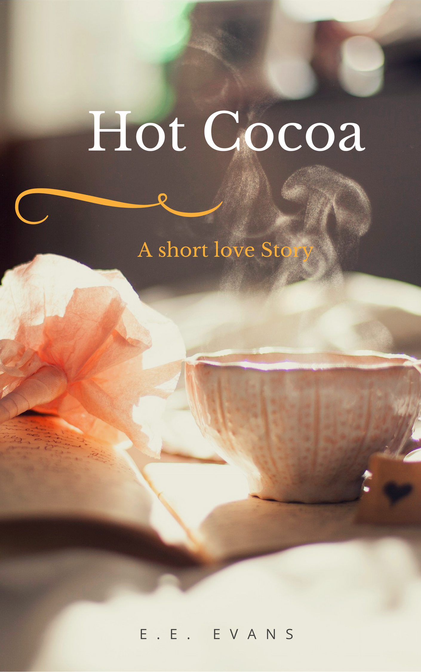 Hot Cocoa By Ee Evans